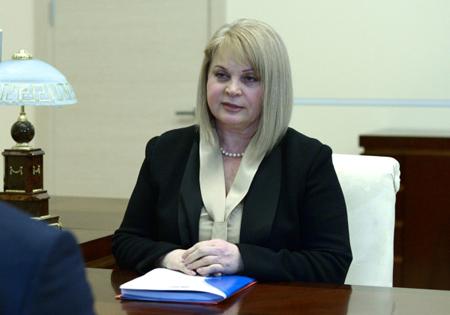 Памфилова пообещала коренные  перемены вработе ЦИК РФ