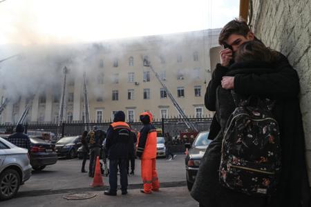 УШойгу стало жарко: полыхает Минобороны РФ