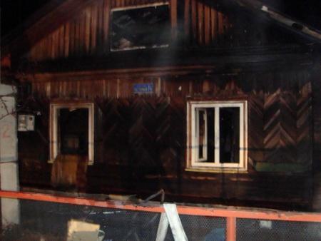 Ударопрочные стеклопакеты недали томской семье спастись впожаре