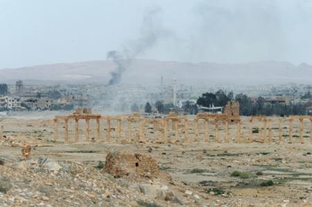 Курды говорили о передаче РФ тела геройски погибшего вСирии офицера