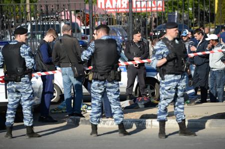 Щербинский суд арестовал на15 суток 22-х участников потасовки наХованском