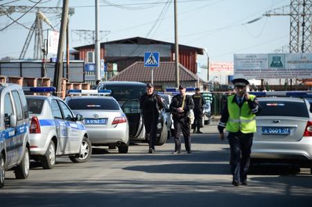Следователи ищут очевидцев массовой потасовки наХованском кладбище
