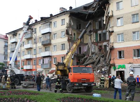 Власти опровергли сведения о смерти людей вМеждуреченске