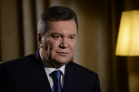 РФ снова отказала Украине ввыдаче Януковича