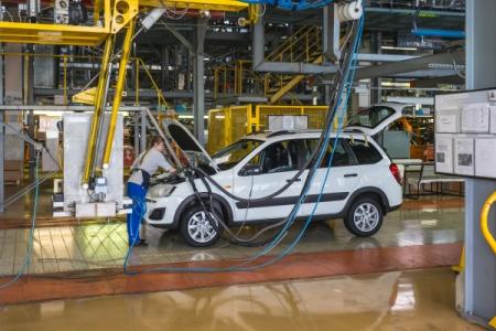 Заработная плата служащих «АвтоВАЗа» вырастет на6%
