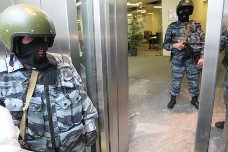 Генподрядчик инициировал массовые обыски поделу «Зенит-Арены»