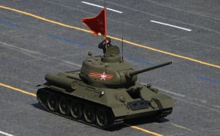 Содна Дона подняли неповторимый танк Т-34