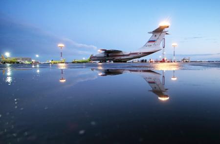Размещены первые данные о изучении крушения Ил-76 МЧС Российской Федерации