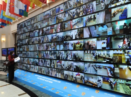 ЦИК организует видеонаблюдение завыборами в Государственную думу в15 областях