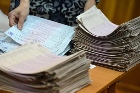 Избирком провел жеребьевку мест вбюллетене навыборах вЗС