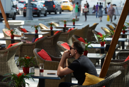 Новые кафе ирестораны появятся в столице после благоустройства улиц