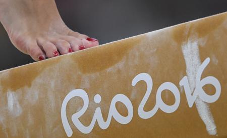 Русские гимнастки завоевали вкомандном первенстве олимпийское «серебро»