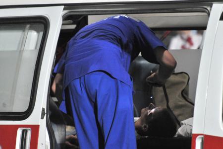 Двое голодающих вВерхней Синячихе рабочих метзавода отправлены вмед. учереждение из-за плохого самочувствия