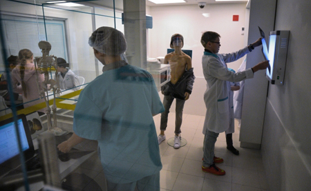 ВПриангарье погибла воспитанница интерната, где массово заболели дети