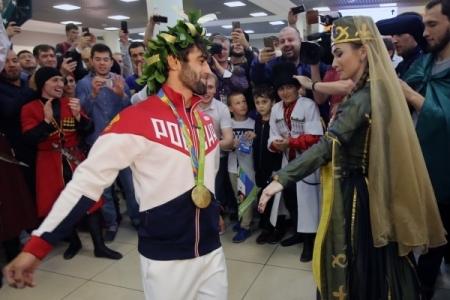 Дзюдоист Халмурзаев объявил, что не ждал отсебя победы наОлимпиаде