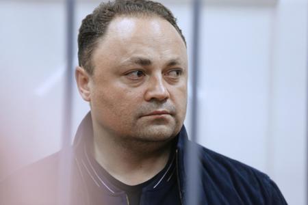 Мосгорсуд признал легитимным продление ареста главы города Владивостока Пушкарева