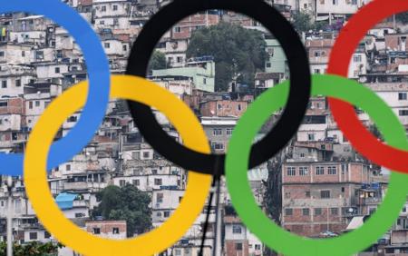 Сборная Российской Федерации опустилась напятое место вобщем зачете Олимпиады