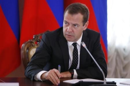 Российская Федерация неоставит сограждан зарубежом, как неоставила крымчан— Медведев