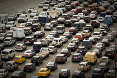Ссентября российской столице угрожает транспортный коллапс