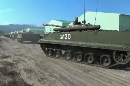 ВМинобороны Российской Федерации сообщили озавершении неожиданной проверки боеготовности войск