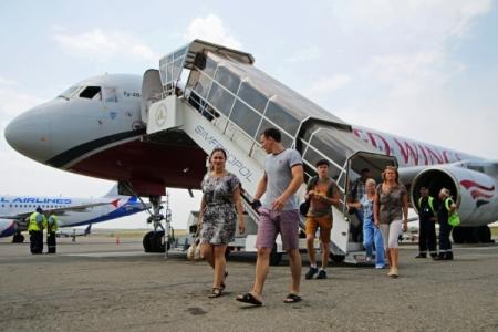 Пассажиропоток вКрым по«единому» билету вырос на15%