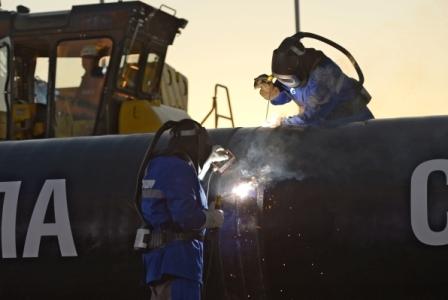 «Газпром» иCNPC подписали договор напостройку подводного перехода «Силы Сибири»