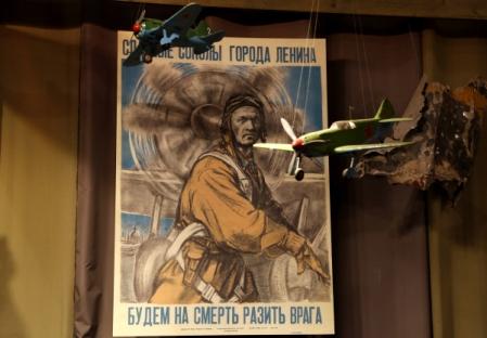 Памятная плита вчесть крымчан, погибших заЛенинград, откроется наПискаревском мемориале