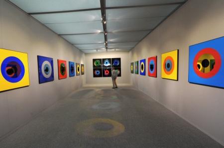 9сентября в российской столице стартует ярмарка современного искусства Cosmoscow