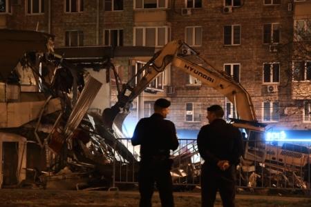 В столице снесли практически три тысячи объектов самостроя— Сергей Собянин