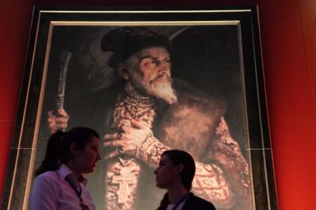 Мединский открыл вСевастополе выставку «Моя история. Рюриковичи»