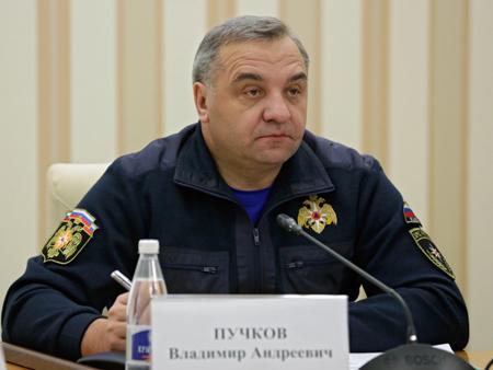 Министр МЧС поручил взять наконтроль торфяники вИркутской области