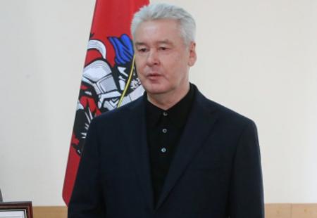 Мэр столицы Сергей Собянин похвалил Андрея Бочарова