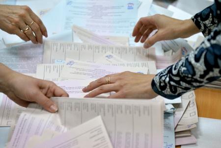 Экзит-пол ВЦИОМ: «Единая Россия» набрала 44,5% голосов