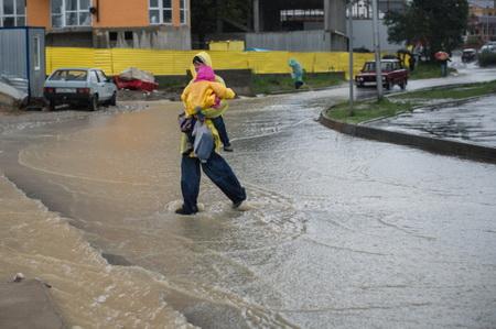 В итоге тайфуна вПриморье неменее 350 домов оказались непригодными для жилья