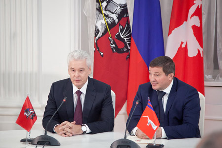 Москва иВолгоградская область будут развивать внутренний туризм