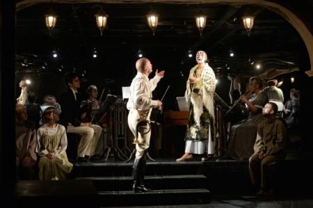 Собянин: Один изпопулярнейших столичных театров получил новейшую сцену