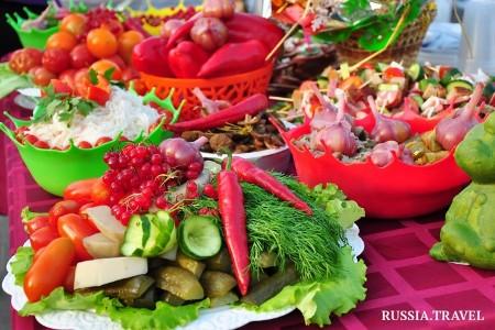 «Мощнейшим брендом» Российской Федерации должна стать национальная кухня