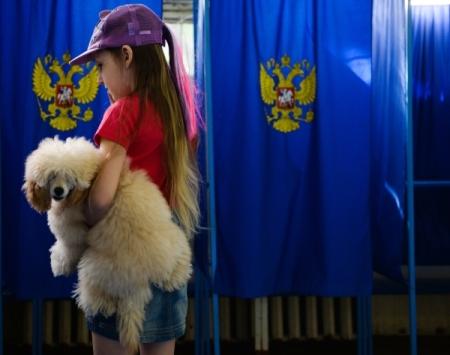 ВБашкирии натри часа дня проголосовало 39,12 процента избирателей