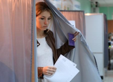 Явка навыборах вПетербурге к18