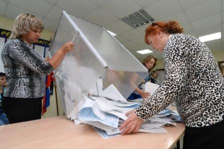 ВЛенобласти обработано 97% бюллетеней навыборах вобластной парламент