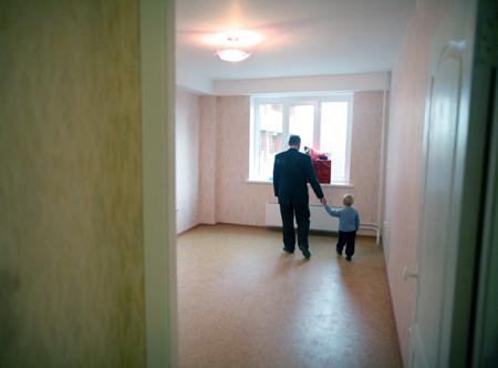 Расселение аварийного жилья вРФ на1сентября окончено на54%