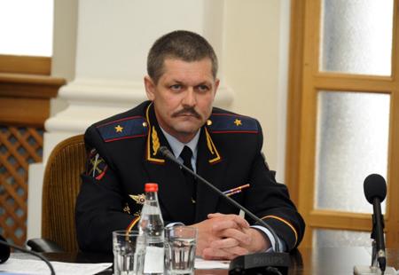 Назначен глава оперативного управления МВД Российской Федерации