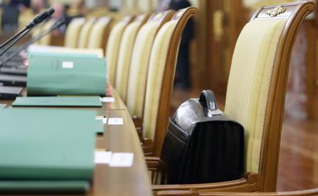 Грачев переизбран председателем оренбургского заксобрания