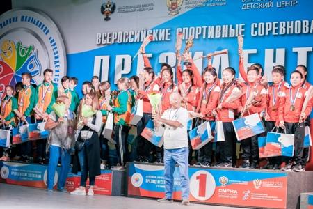 Школьники края вошли в 10-ку наилучших в«Президентских состязаниях»