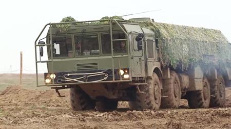 В РФ начались масштабные учения ракетных войск