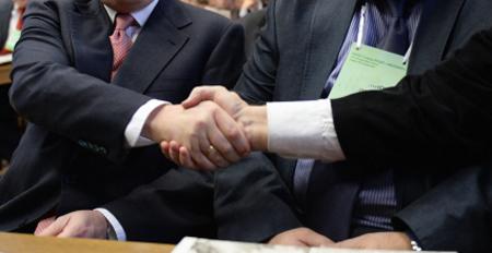 Рустам Минниханов встретился спрезидентом Латвии