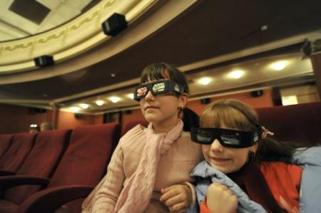 Вмосковской Третьяковке появится 1-ый музейный 3D-кинотеатр