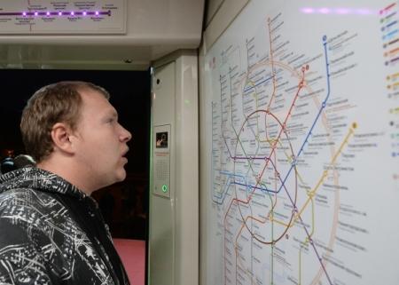 Навыходных перекроют вестибюли 5-ти станций Московского метро