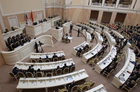 ЗакС проголосовал засоздание комиссии поэтике