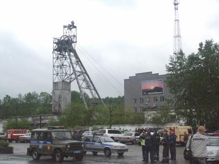ВКузбассе проверяют шахту из-за поднятия  концентрации метана